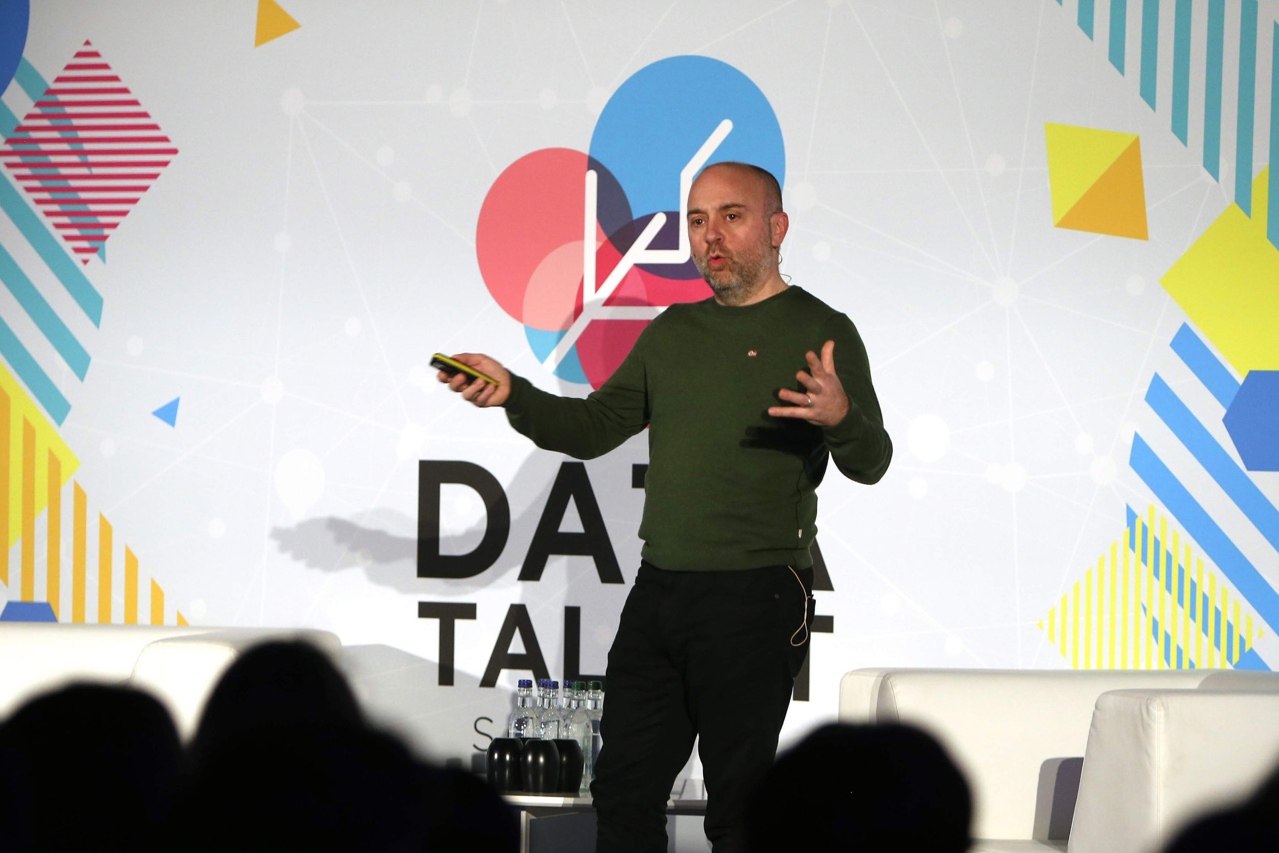 Data Talent Scotland 2019 -  Hugo D'Ulisse Tech Director of ASA.
