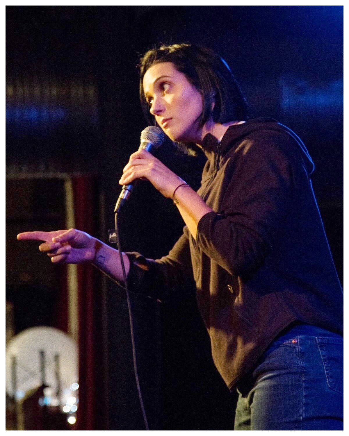 About Madison Erceg ... - madisonerceg.comCurrently the Marketing Director of the Laughing Skull Lounge, Madison Erceg is a stand-up comic based in Atlanta, GA who has featured for Iliza Shlesinger & shared the stage with Chris Tucker, Ms. Pat, and Tom Segura. She can be seen performing standup all over the Southeast. In Los Angeles, Madison worked as a writer for multiple production houses. Every third Saturday of the month, Madison runs & hosts