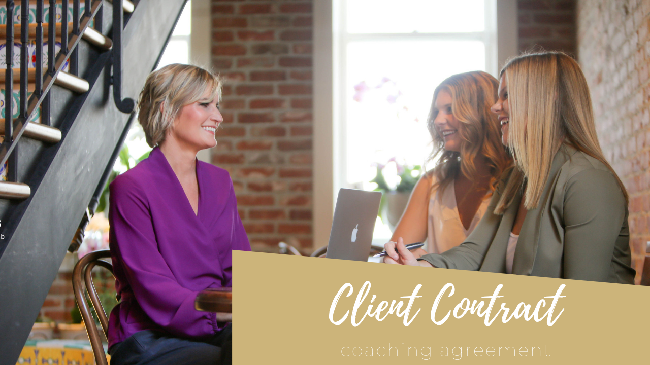 Click above to download Kristi's Coaching Agreement