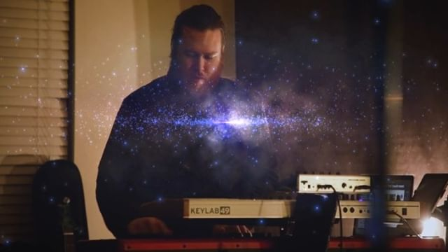Our guitar player Jordan just released this new video with his other band @skywindowmusic that he plays keys in. Swipe to check out his sonic exploration called Imagining then goto his page for the link to the full video! #soundscapes #ambientmusic #improvisation #projection #sounddesign