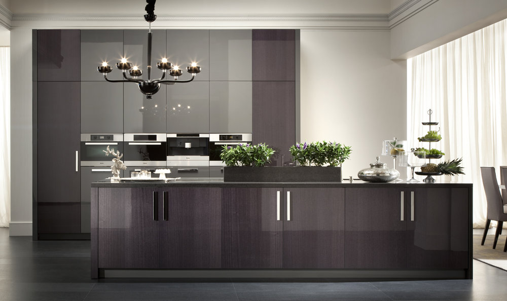 European Kitchen Cabinets - InHaus Kitchen & Bath | Staten ...