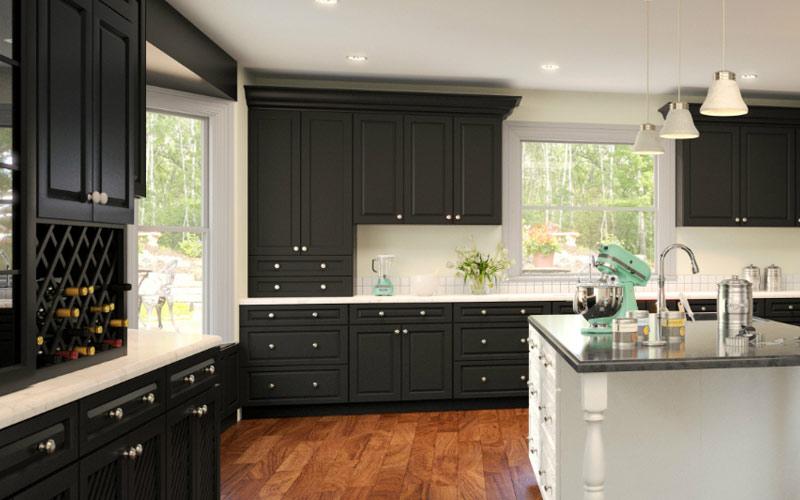 Stock Kitchen Cabinets - InHaus Kitchen & Bath | Staten ...