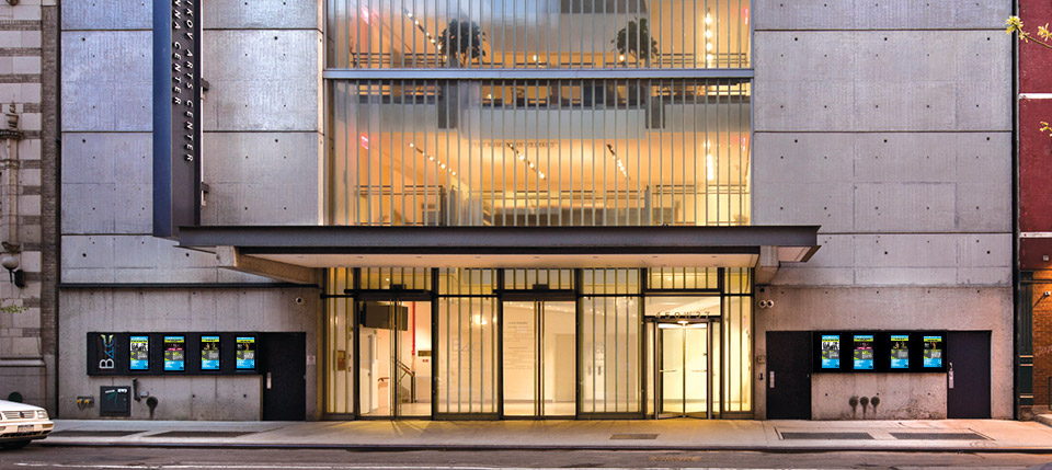 Baryshnikov Arts Center  450 W 37th Street  website