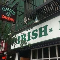 Dave's Tavern  574 9th Avenue