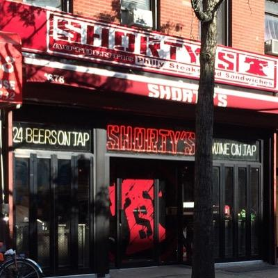 Shorty's  576 9th Avenue  website