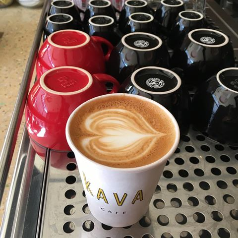 Kava Cafe  470 W 42nd Street