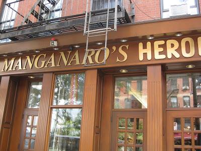 Manganaro's Hero Boy  494 9th Avenue  website