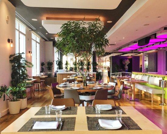 Green Fig at YOTEL  570 W 42nd Street