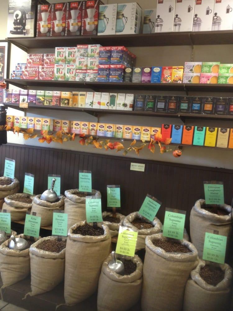 Empire Coffee & Tea Co.  568 9th Avenue  website
