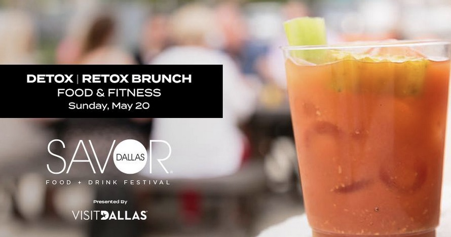 """Put the sweat equity in before refueling appropriately; and by appropriately, we mean with ample bacon and bloody marys. The Detox 
