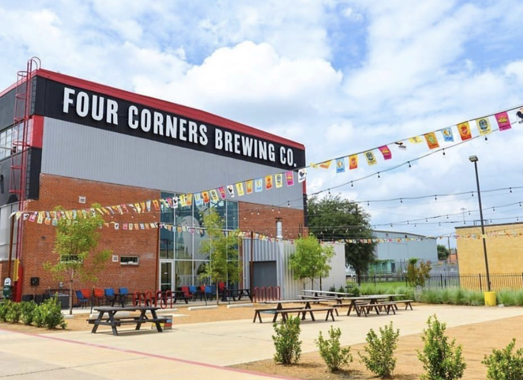 Photo courtesy of Four Corners Brewing