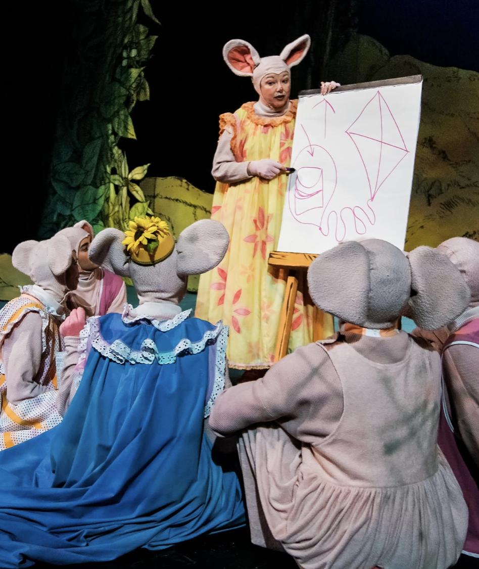 Photo courtesy of The Dallas Children's Theater