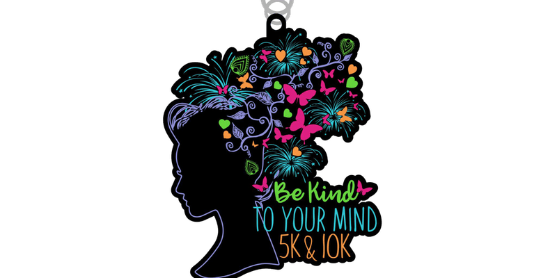 Photo courtesy of Be Kind To Your Mind 5K and 10K