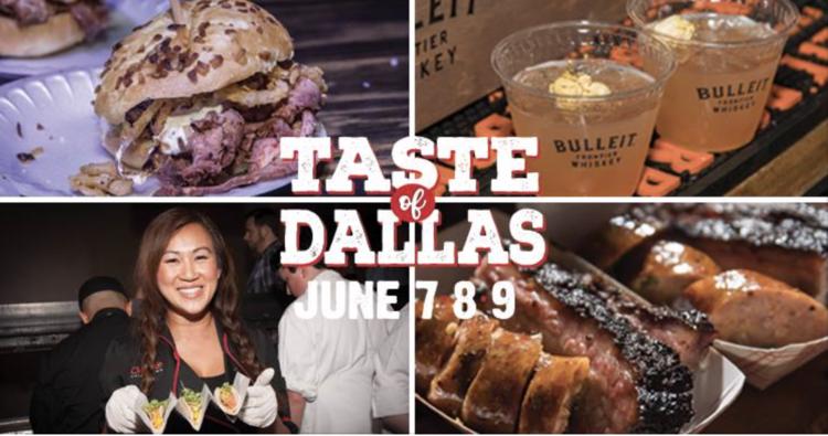 Taste of Dallas 2019 — Dallasites101