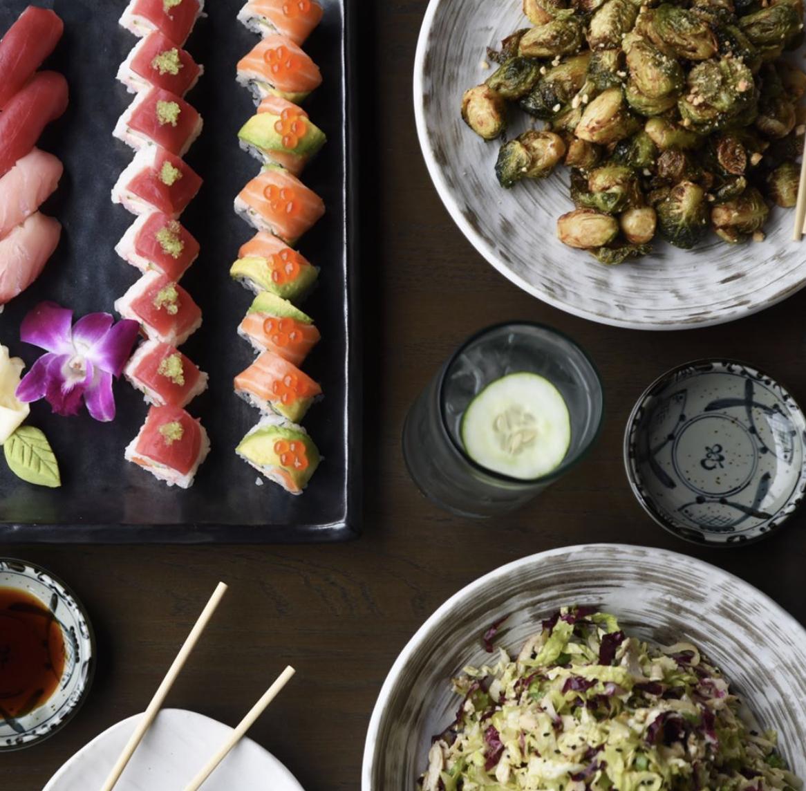 courtesy of Blue Sushi Sake Grill