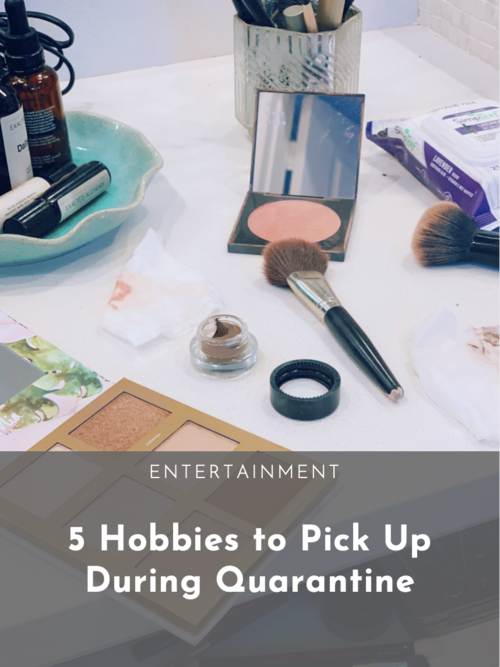 examples of hobbies and interests for dating site