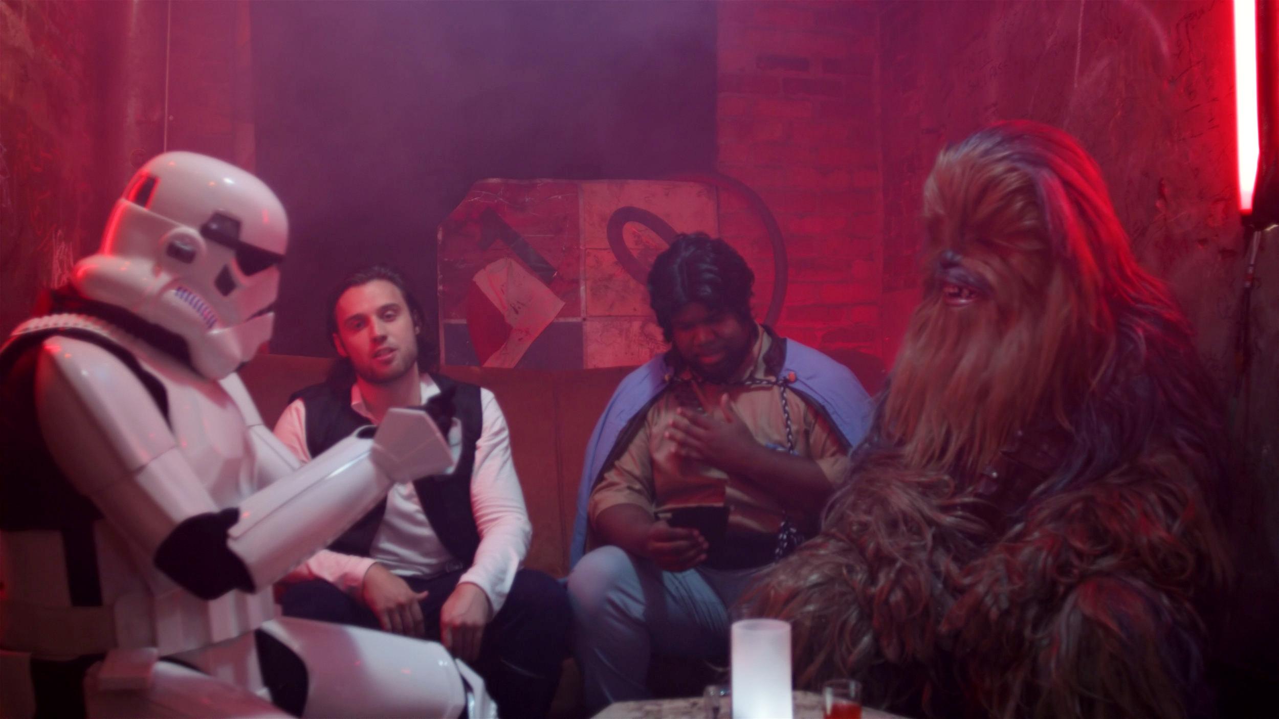 Chewbacca Rap Video