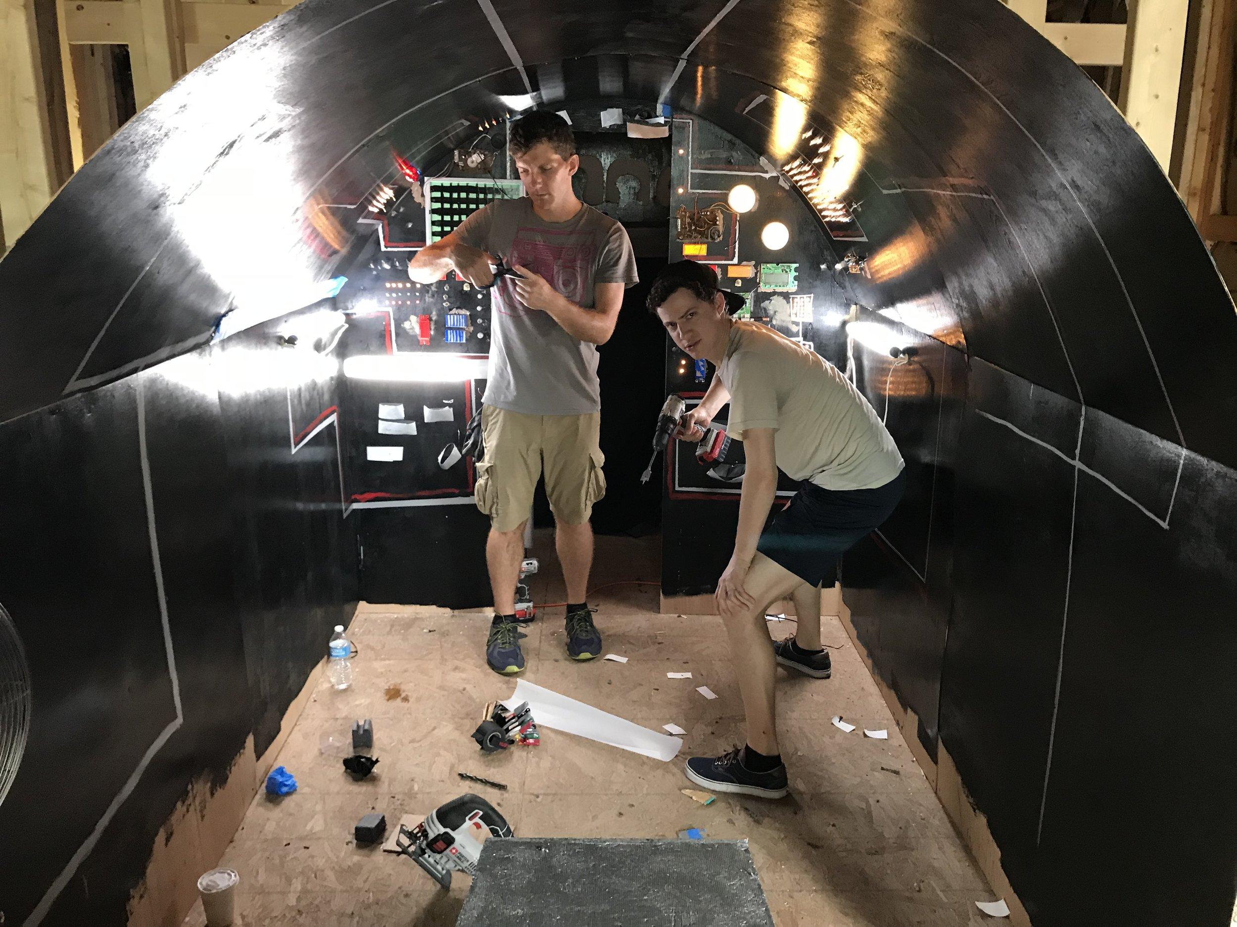 Building Spaceship Set