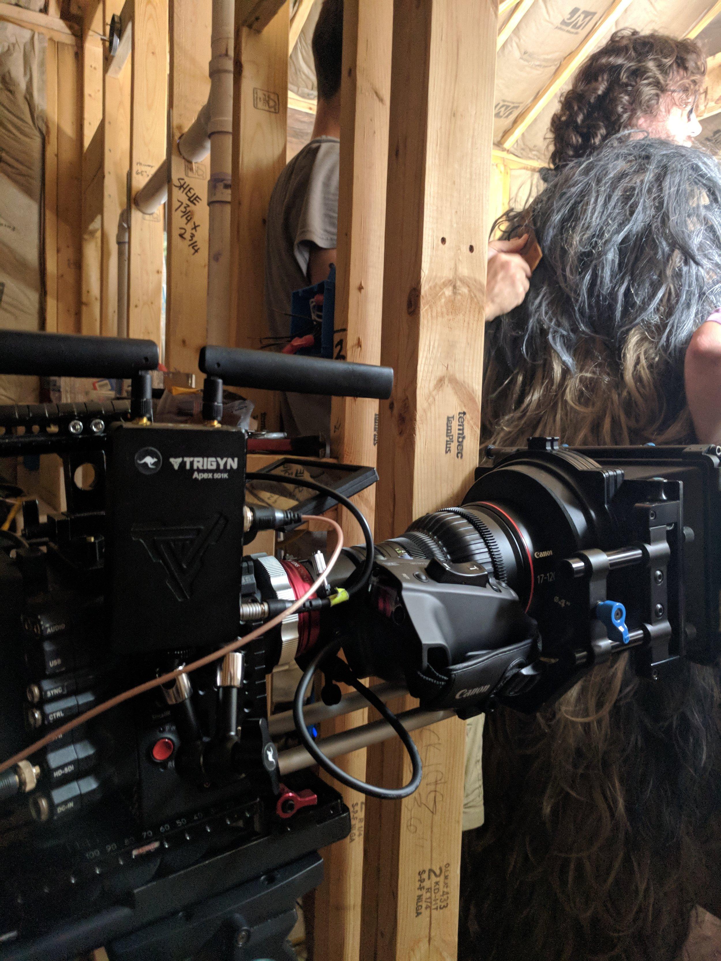 Red Cinema Canon Lens Kit
