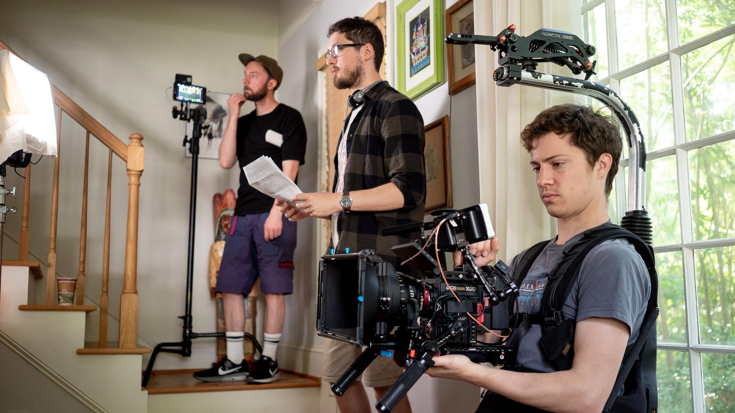 Short Film Production Still 2