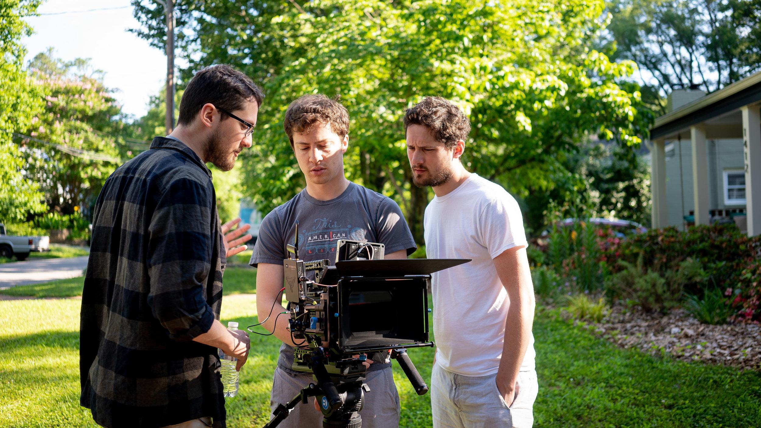 Short Film Production Still 1