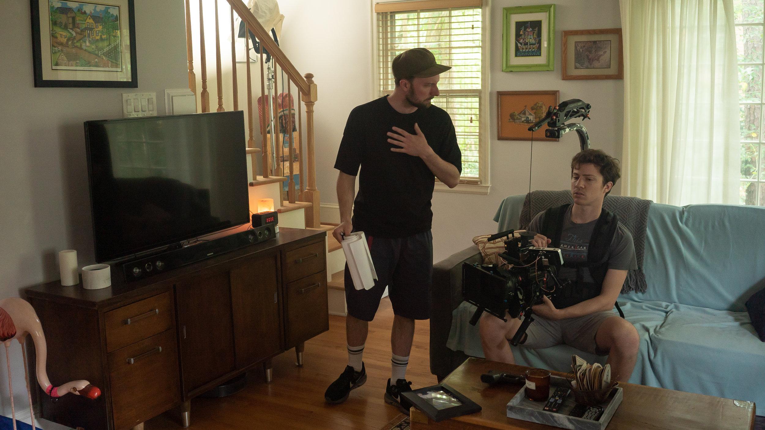 Short Film Production Still 3
