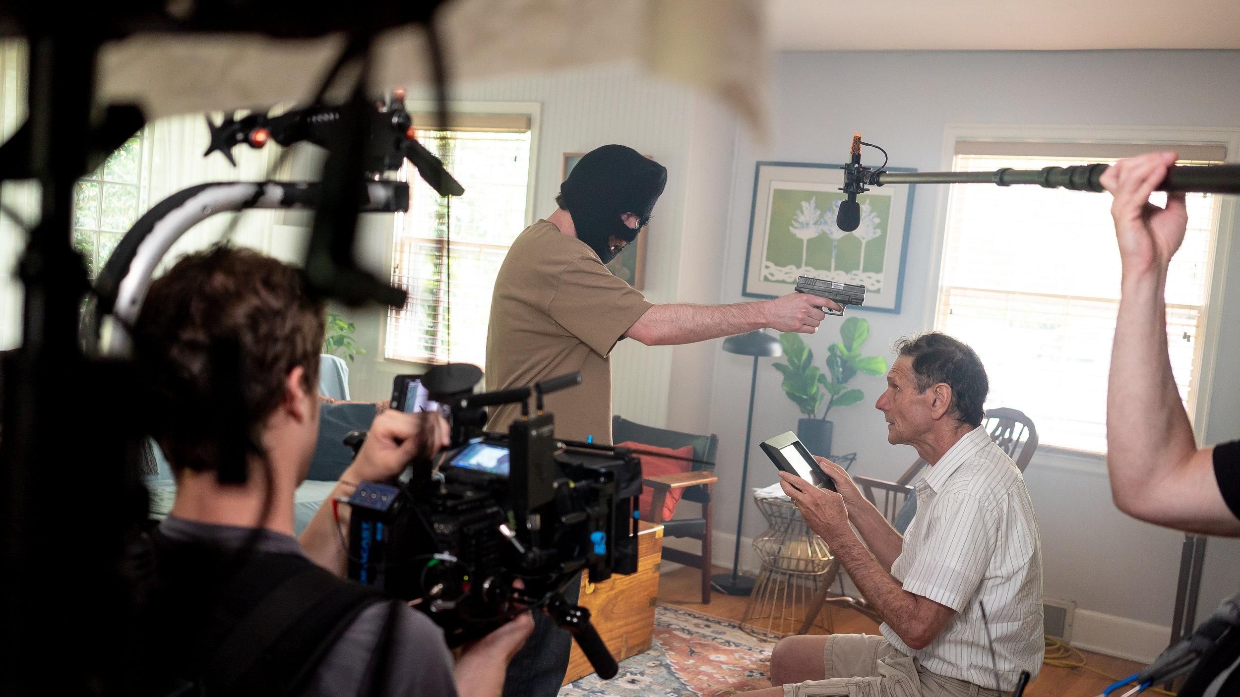 Short Film Production Still 6