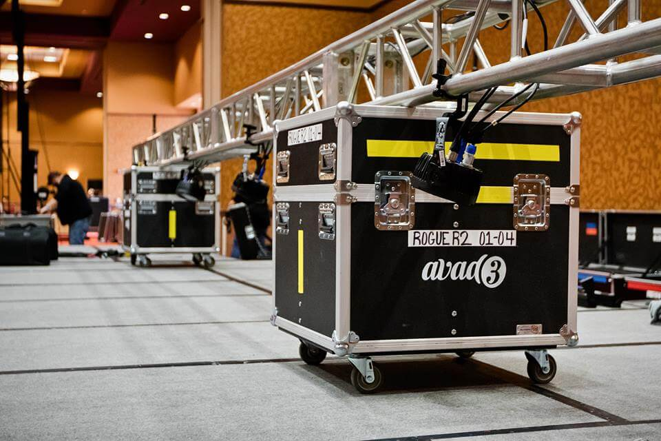 avad3 - avad3 is an event production company nestled in the center of Northwest Arkansas. We're a full-service provider combining our skilled team of professionals with a warehouse of avad3-maintained equipment. At avad3, we believe that quality audio, video and lighting are key to making an event a true success. Learn More