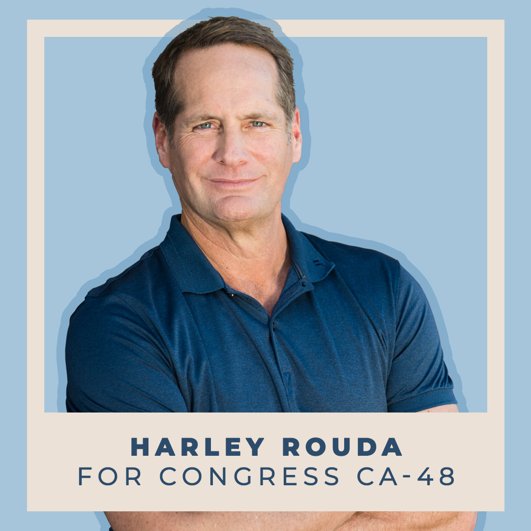 Indivisible Endorses Harley Rouda for Congress (CA-48)