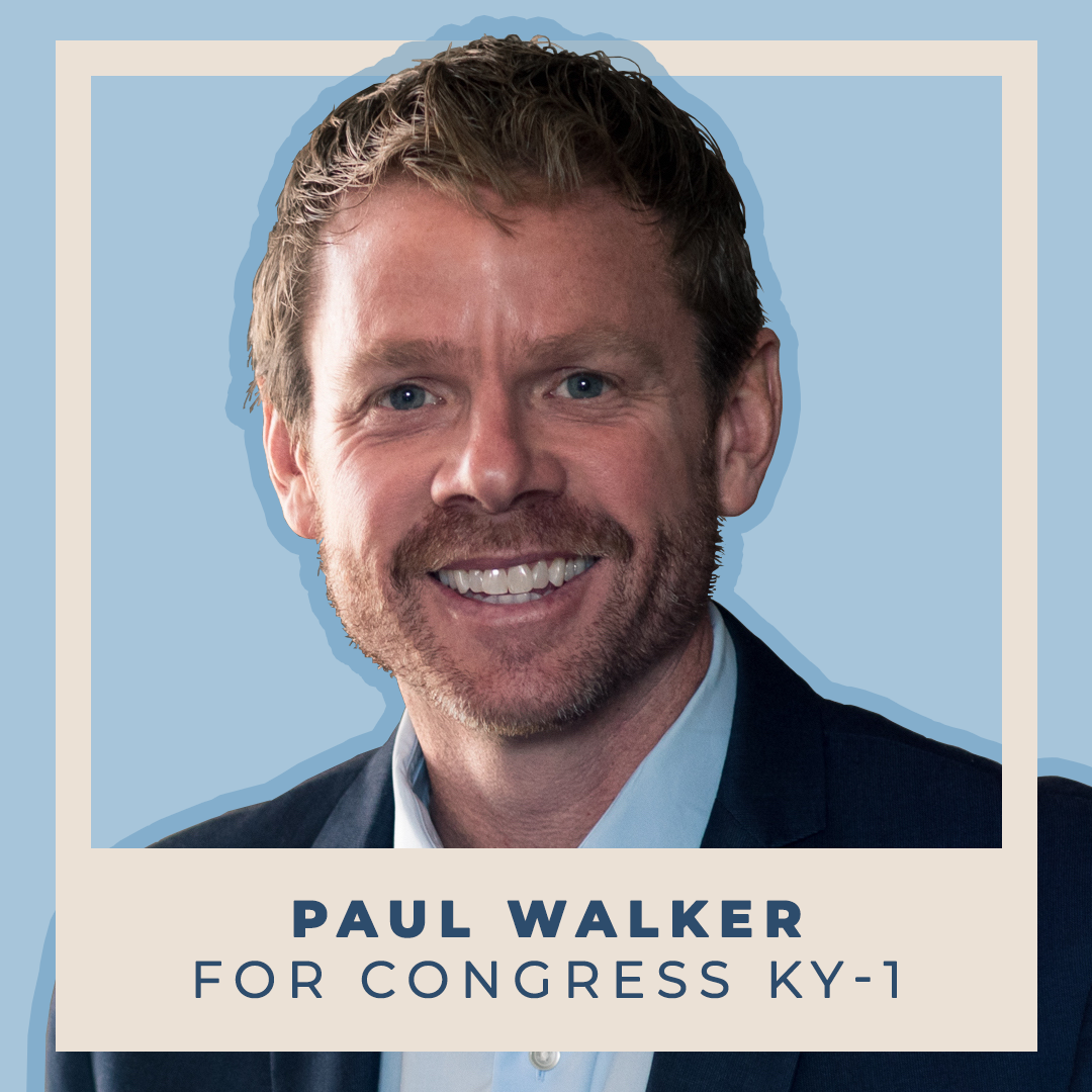 Indivisible Endorses Paul Walker for Congress