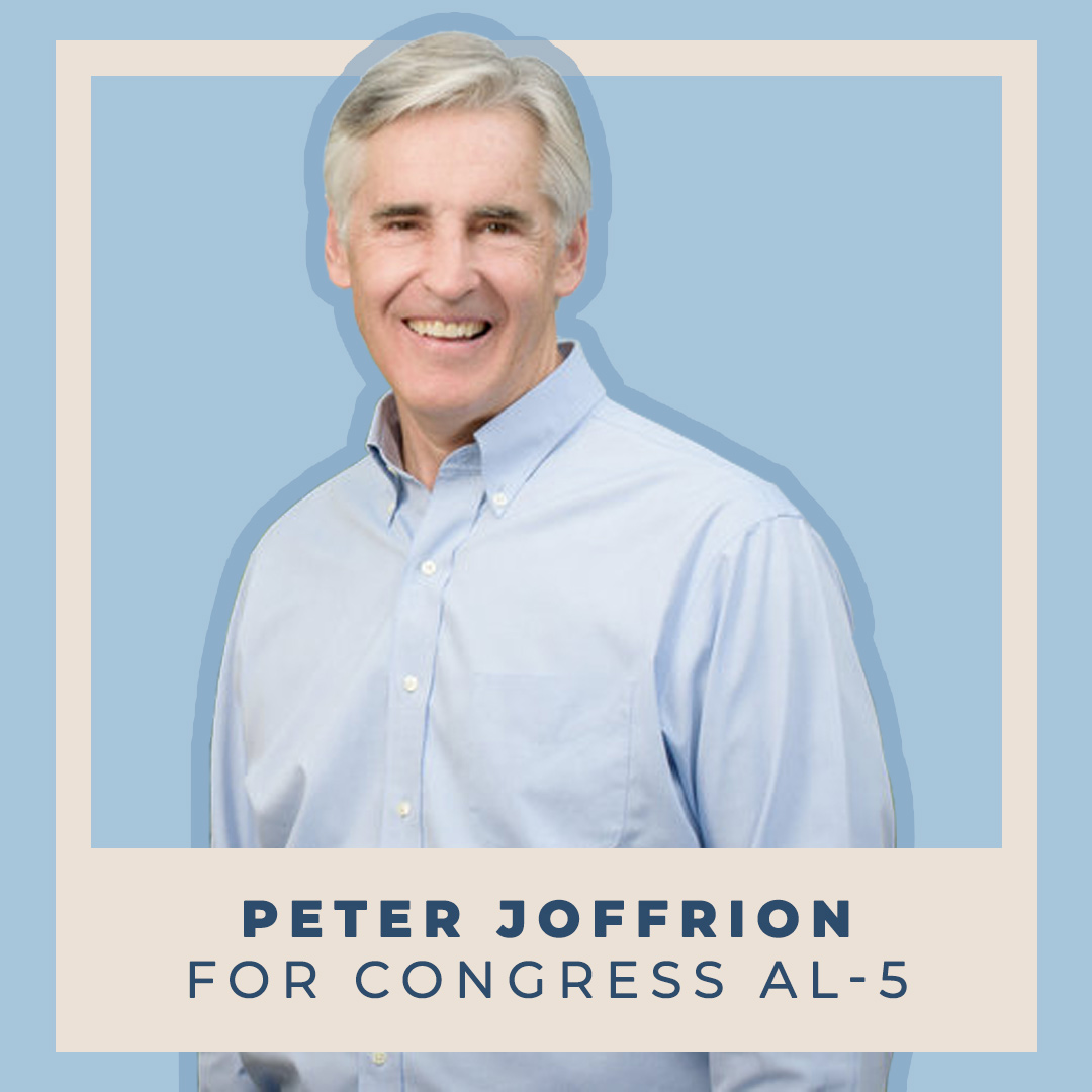 Peter Joffrion for Congress AL-05