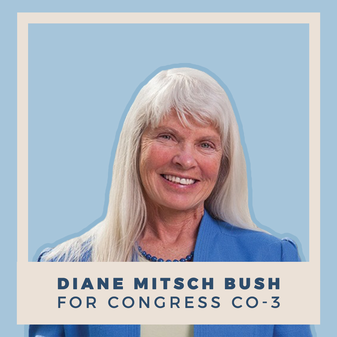 Diane Mitsch Bush