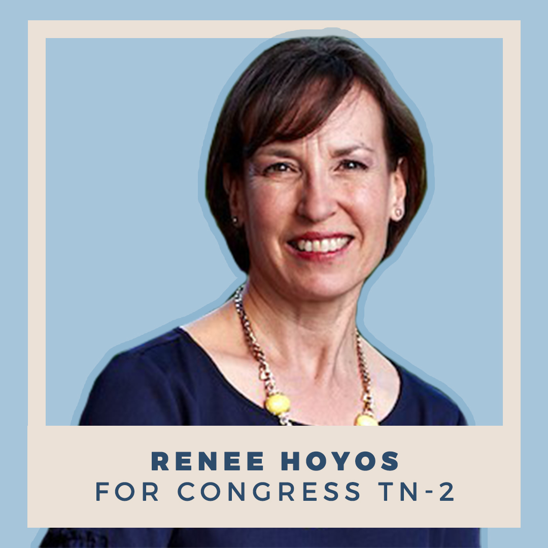 Renee Hoyos for Congress TN-02