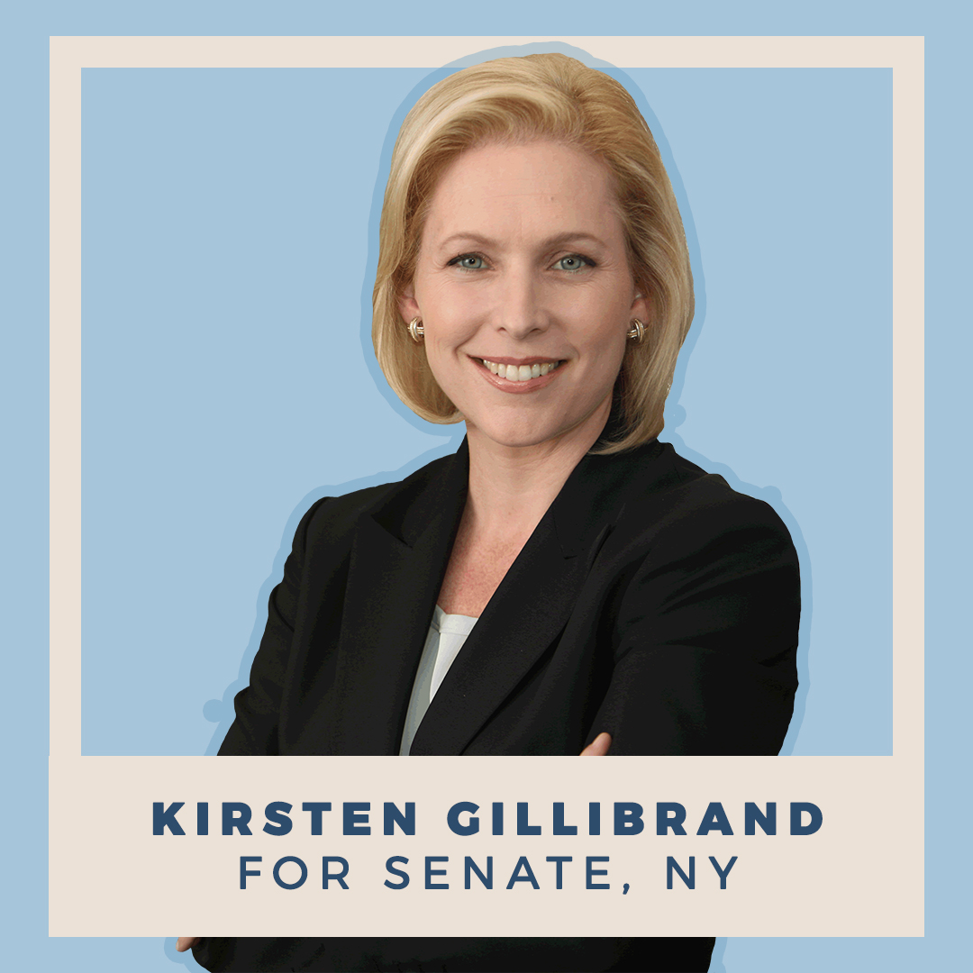 Kirsten Gillibrand For Senate NY