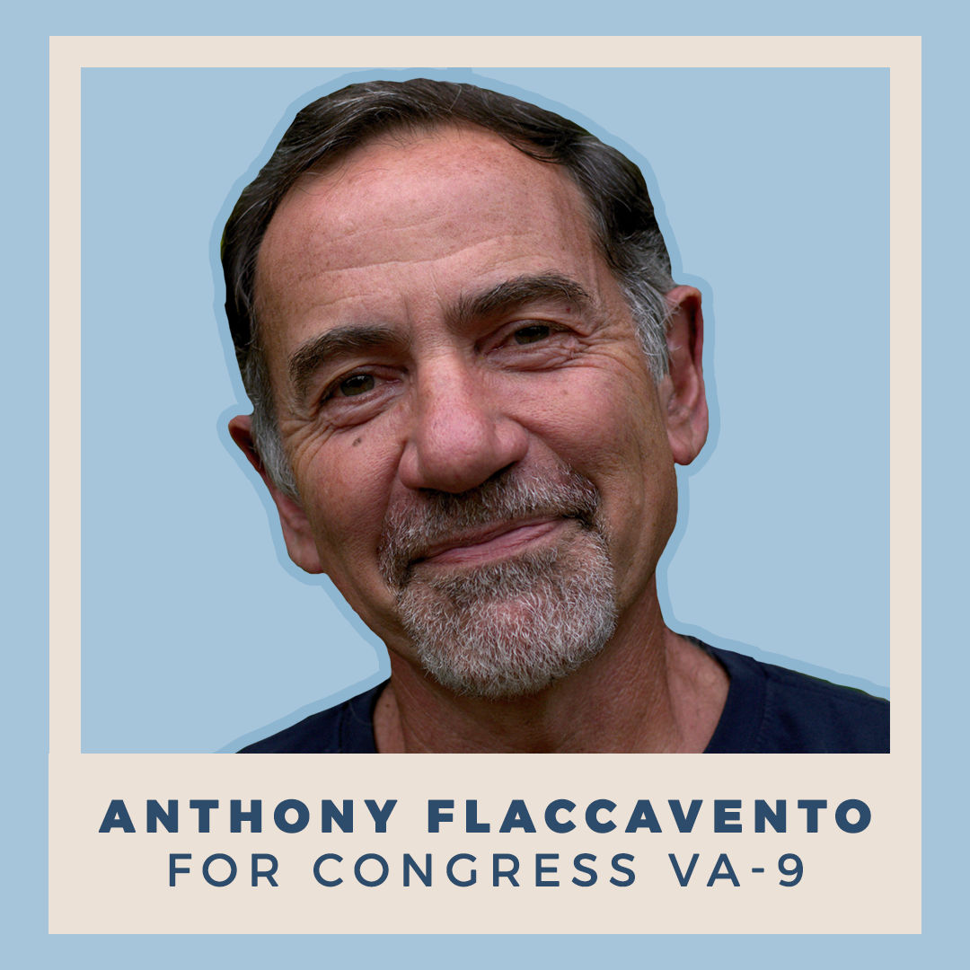 Anthony Flaccavento for Congress, VA-09