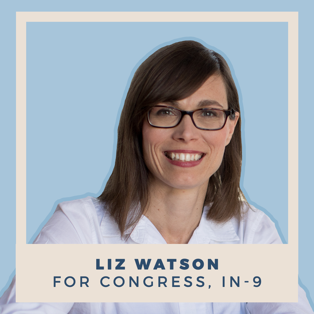 Liz Watson for Congress, IN-09