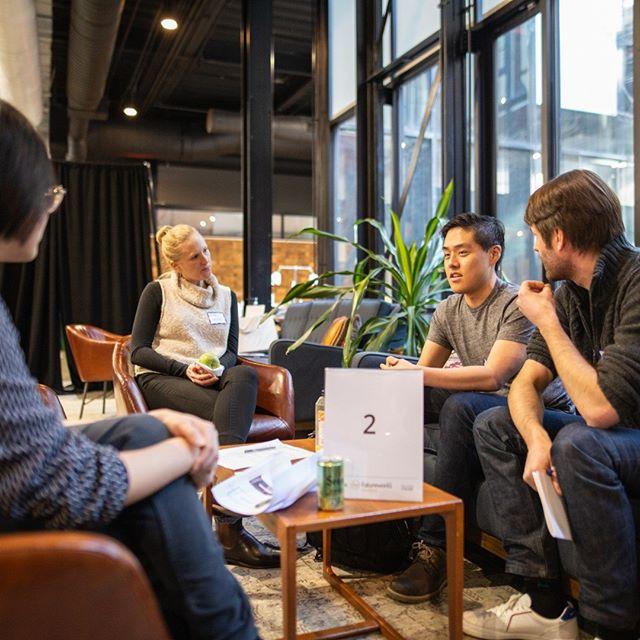 Kickstarter Event #kickstarter #startup #tech no more #foodwaste #nyc