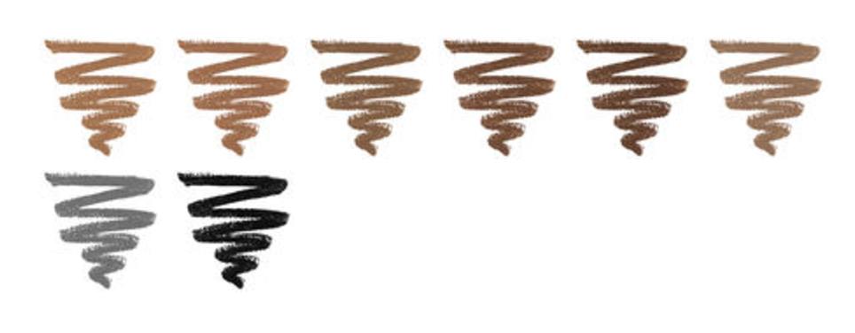 Other eyebrow pencil colors ^^