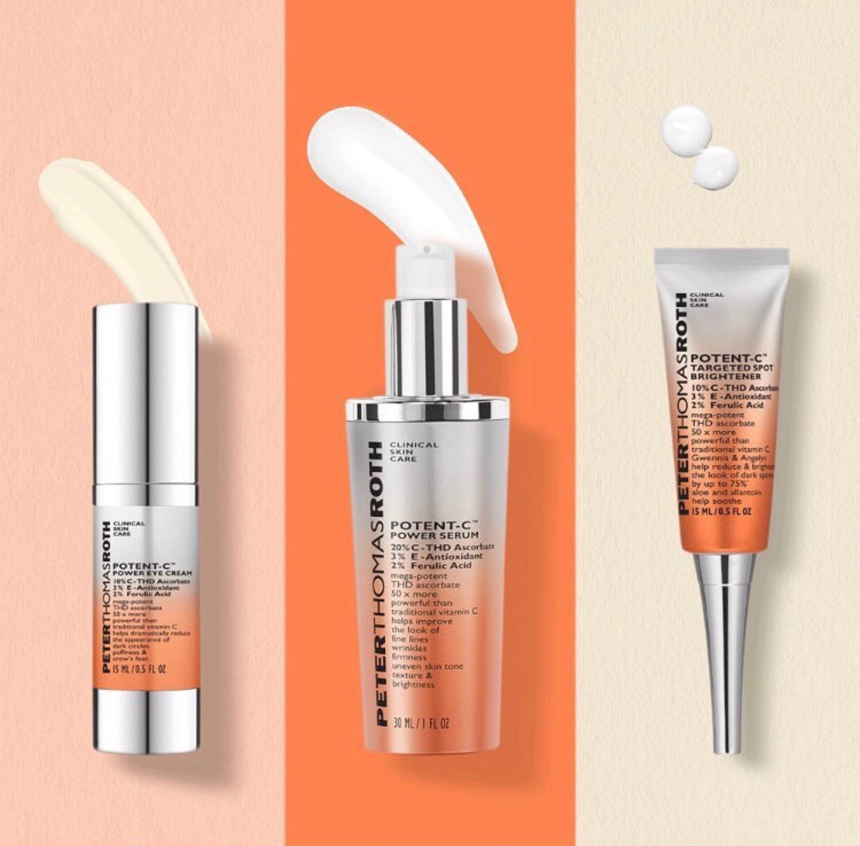 Peter Thomas Roth Vitamin C Potent C Collection