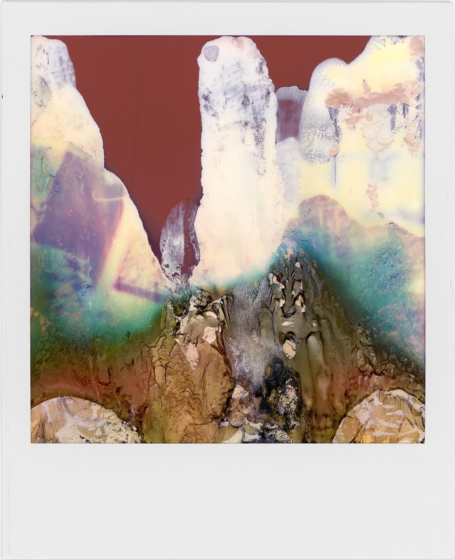 Ruined Polaroid #51, 2011