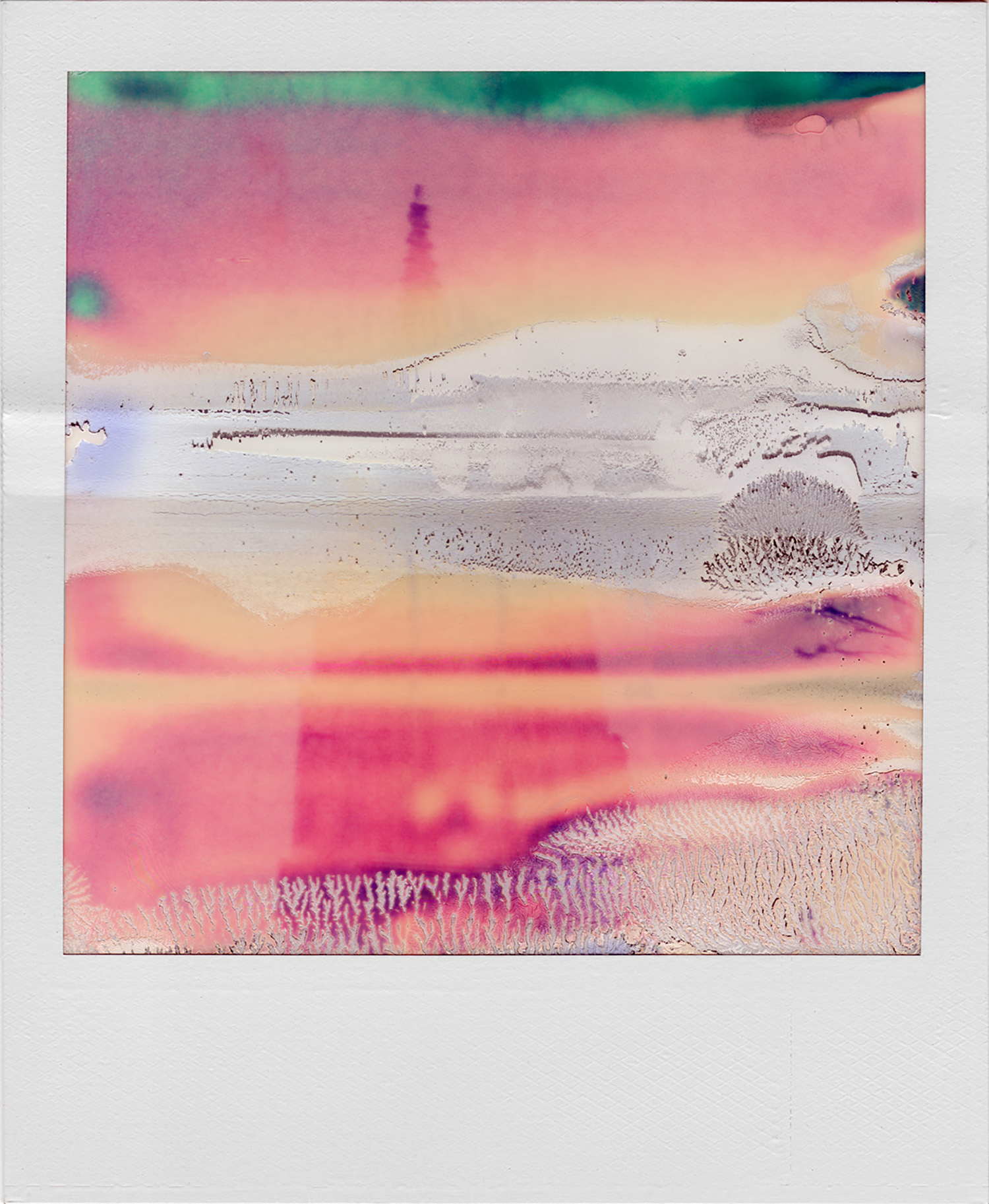 Ruined Polaroid #35, 2011