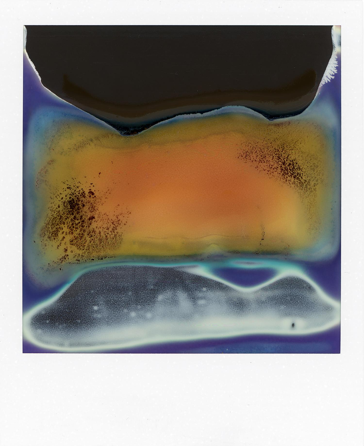 Ruined Polaroid #55, 2011