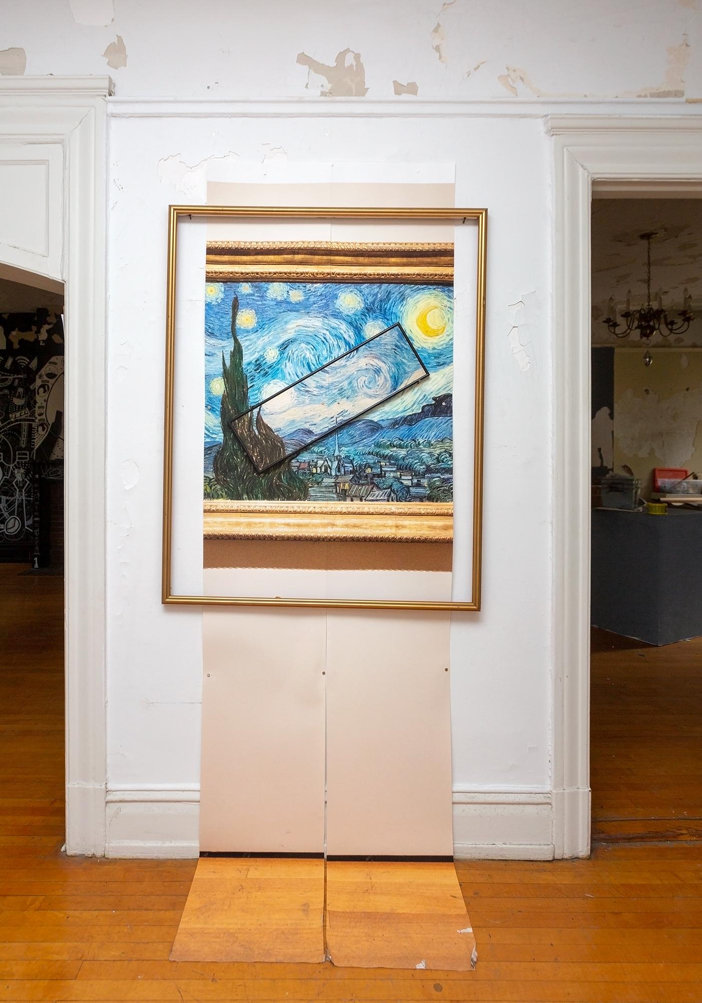 Installation at Governor's Island Art Fair, Governor's Island, NY. 2018
