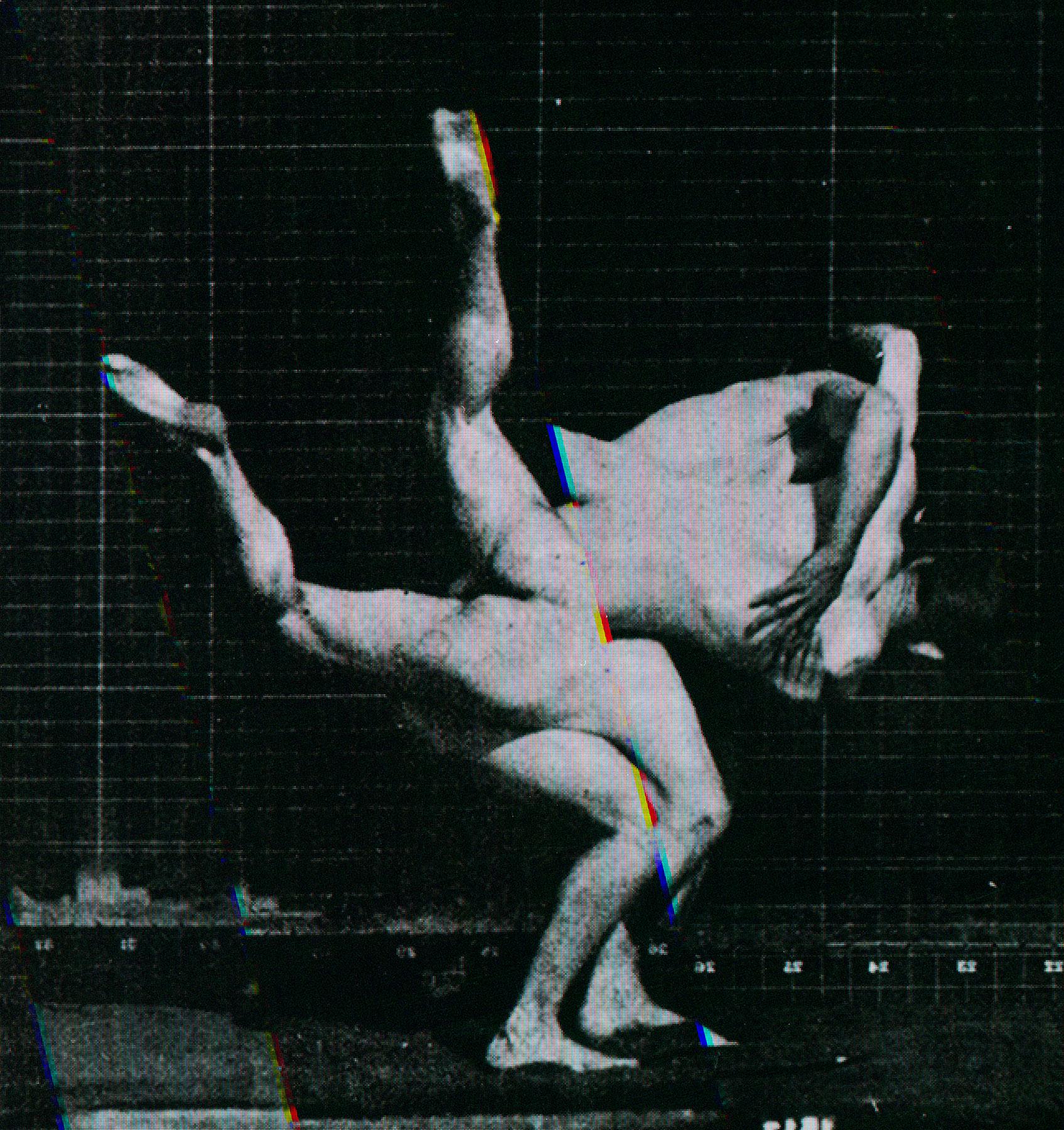 Eadweard Muybridge Motion Study Motion Study 2016-