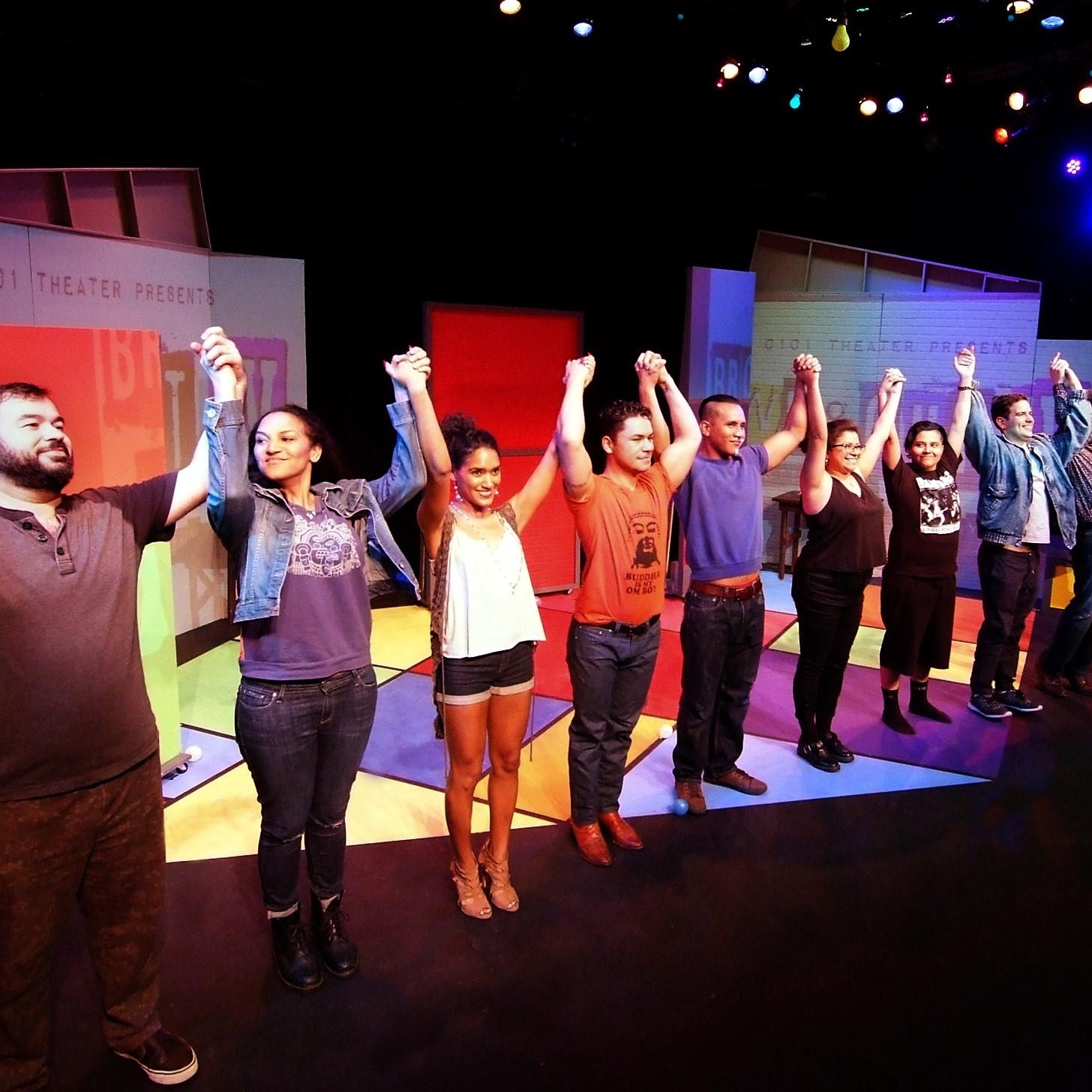 CASA 0101 - Community Theater & Youth Drama Program