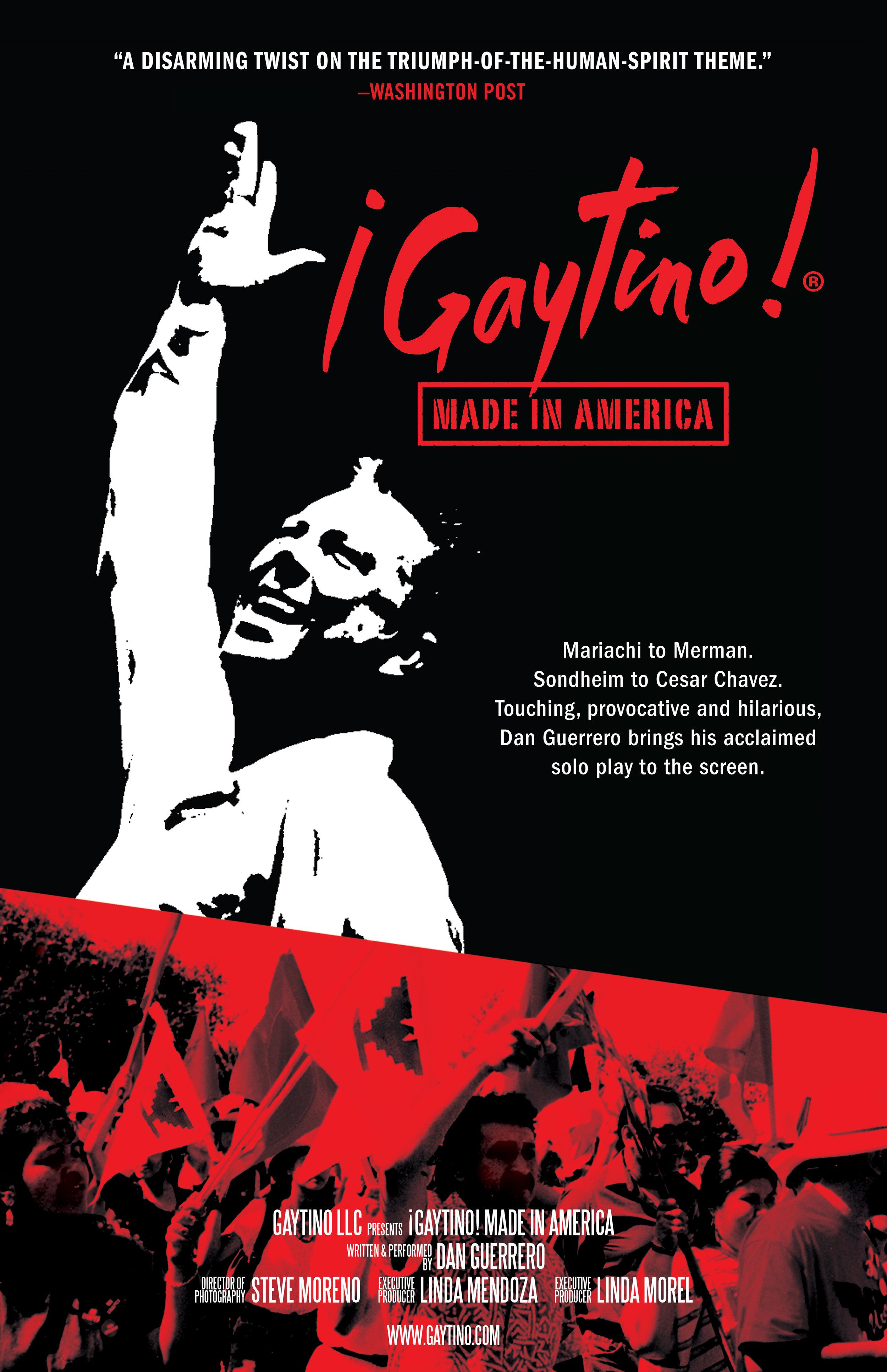 Gaytino Poster