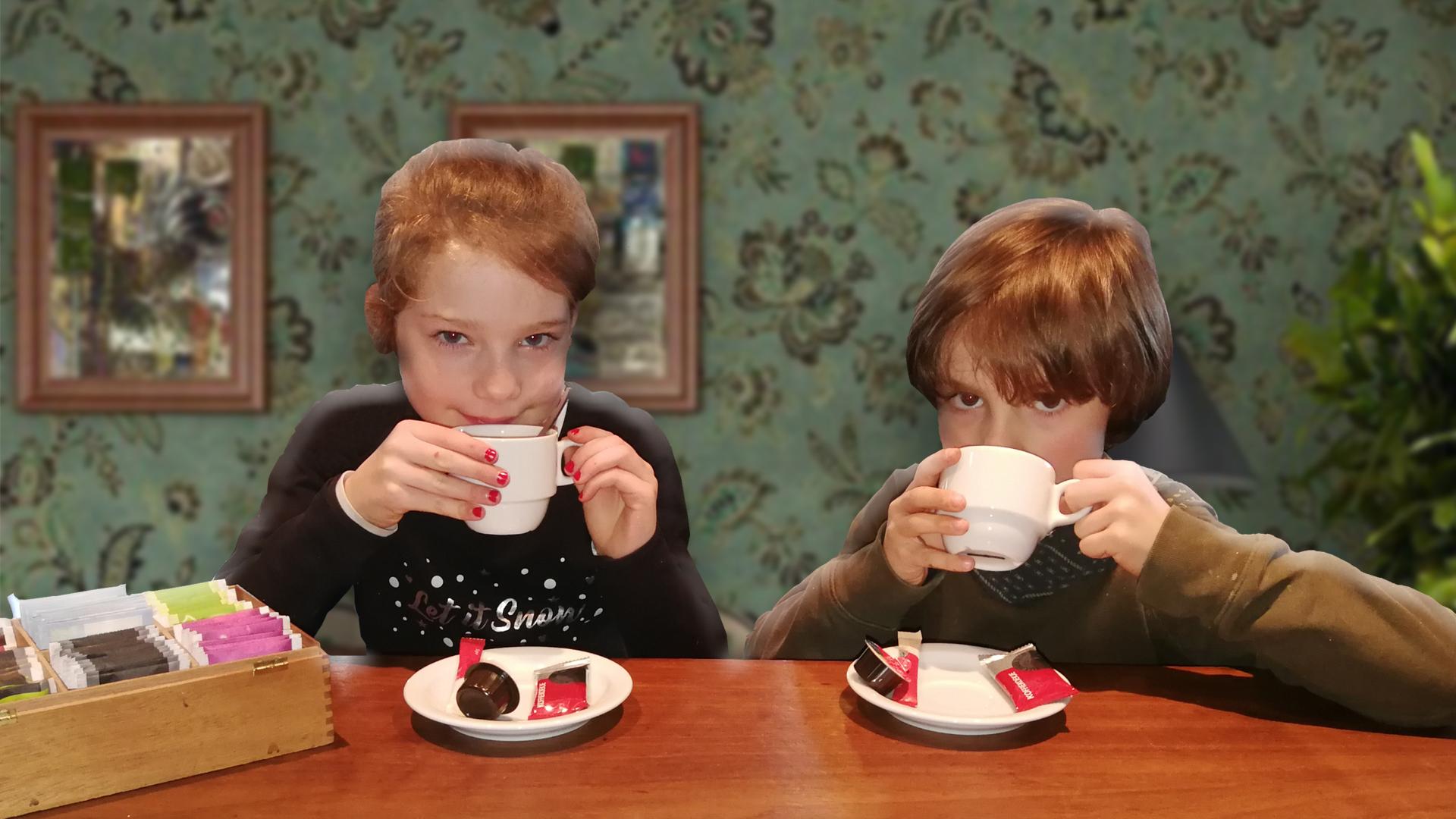 PRAAT MEE -  met het opvoedcafé