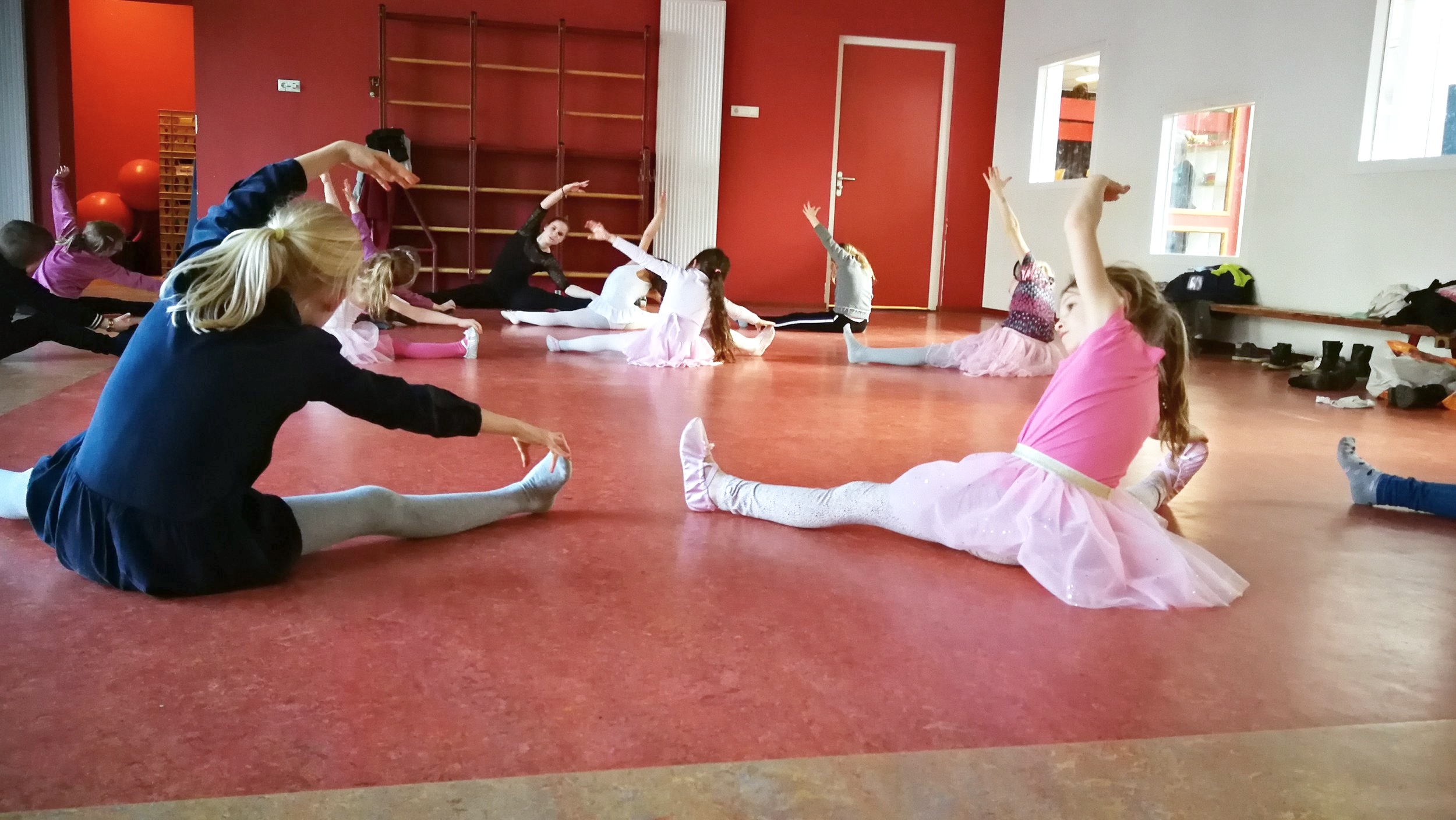 Workshop Ballet