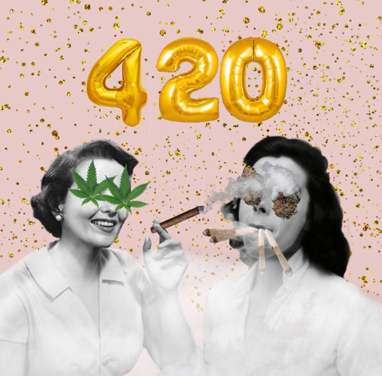 420 art