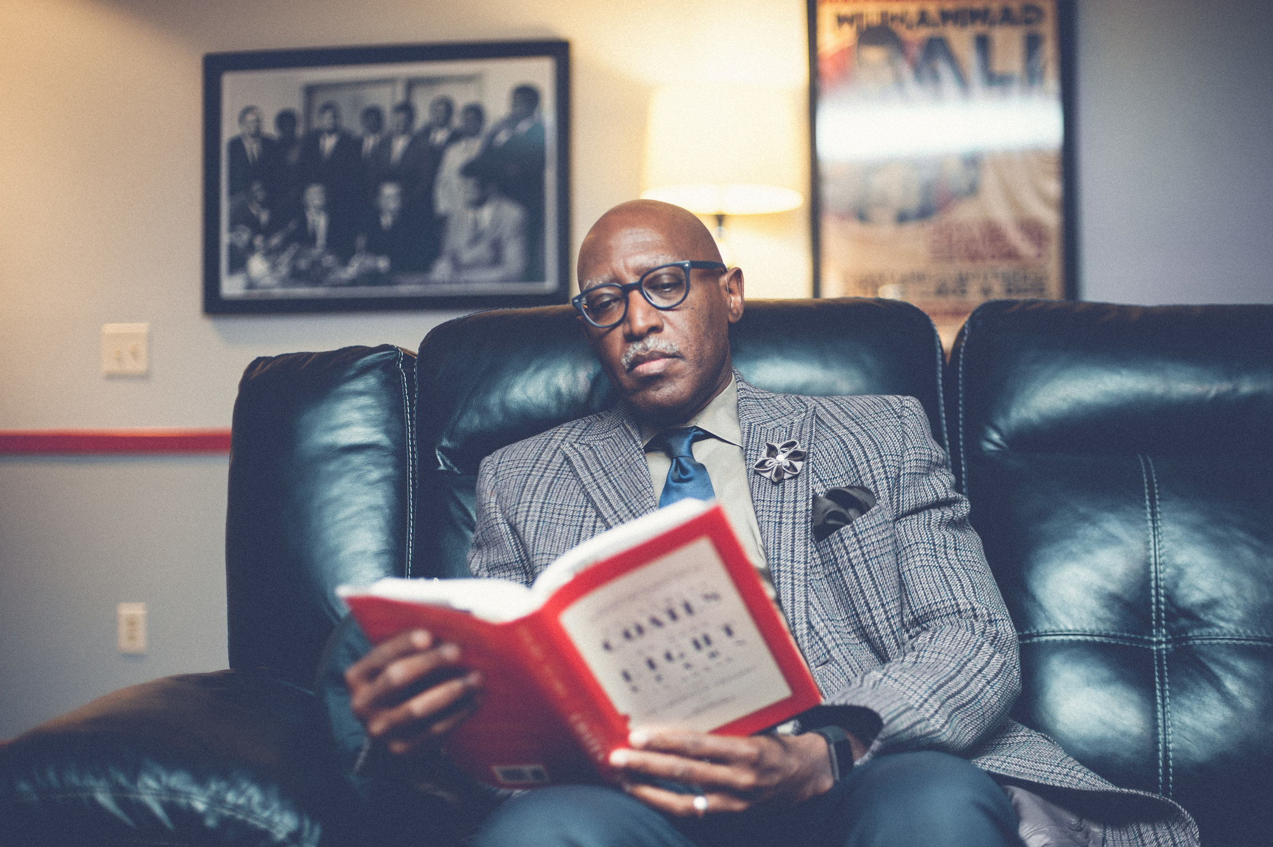 M. Carter book
